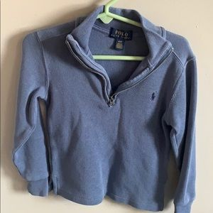 Polo have zip sweater